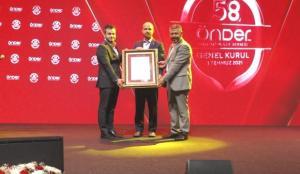 ÖNDER'in yeni başkanı Abdullah Ceylan oldu!