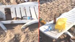 Plajdaki görüntüler Bozcaada Belediyesi'ni de çıldırttı: Nasıl, güzel miydi parti?