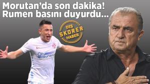 Son dakika Galatasaray haberi: Morutan transferinde son dakika! Fatih Terim açıklamıştı, Rumen basını bombayı patlattı