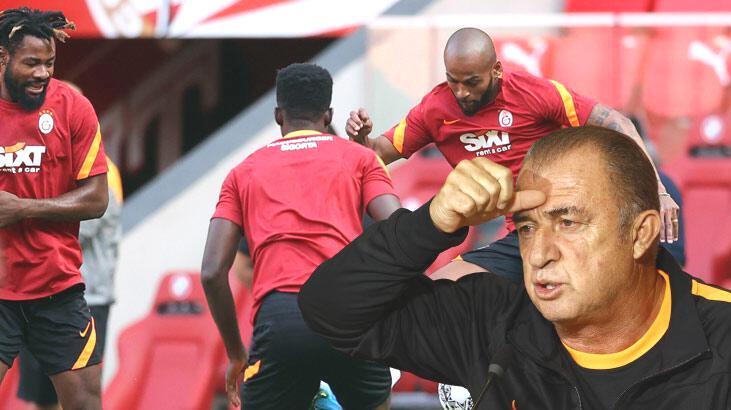 Son dakika – Şampiyonlar Ligi'nde Fatih Terim'den ezber bozan Galatasaray 11'i! PSV'de büyük sürpriz