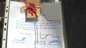 Tosuncuk'un memleketine yaptırdığı kaçak villa mühürlendi