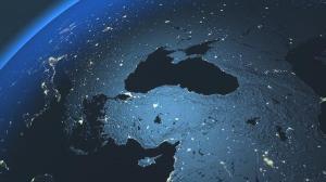 Türkiye Haritası (Siyasi): Şehir İsimleri Listesi İle Birlikte Renkli Türkiye'nin İlleri Haritası