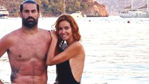 Zeynep Demirel, Volkan'ı antrenmanda çok zorladı! Paylaşımı takipçilerinin yüzünü güldürdü