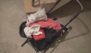 Annenin yıkıldığı an: 2 aylık Avzem bebeğini asansöre kaptırdı