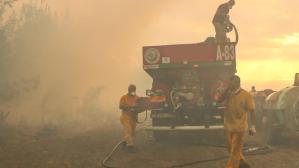 Antalya, Muğla, Aydın, Hatay ve Isparta'da yangınlar devam ederken, bir kötü haber de Denizli'den geldi
