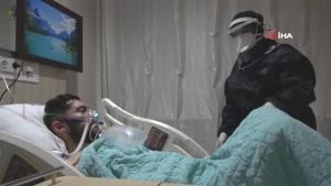 Aşı olmayı erteledi, 17 gün tedavi gören korona virüs hastası yaşadıklarını anlattı