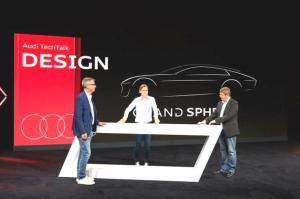 Audi mobilitesinin yeni mimarisi