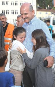Bakan Koca'dan, Şenpazarı'na yeni hastane sözü