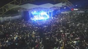 Bursa Festivali, Ebru Gündeş'in muhteşem konseriyle final yaptı