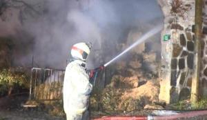 Bursa'da 6 farklı noktada yangın çıktı