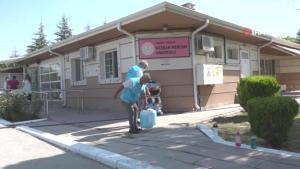 Çankaya'da okullara temizlik malzemesi, öğrencilere hijyen seti