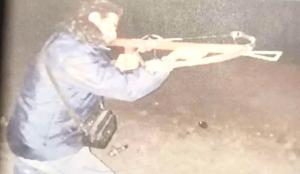DEAŞ'lı teröristin 'travma' savunmasını silahlı fotoğrafları çürüttü