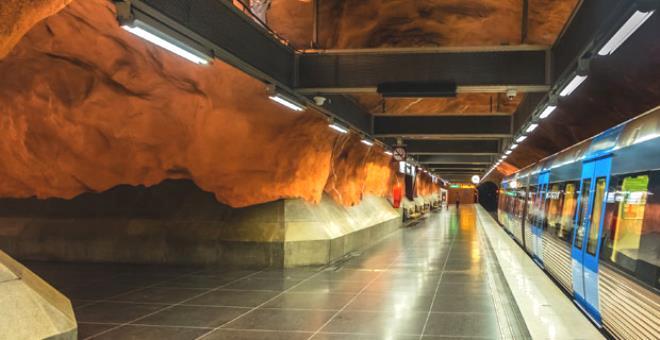 Dünyanın en büyük metrosu bu şehirde! Tam 424 durak