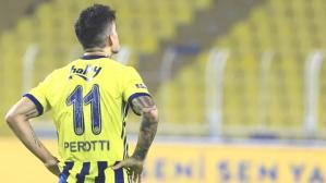 Fenerbahçe'de Diego Perotti, İtalyan ekibi Genoa'yla 2 yıllık sözleşme imzalayacak