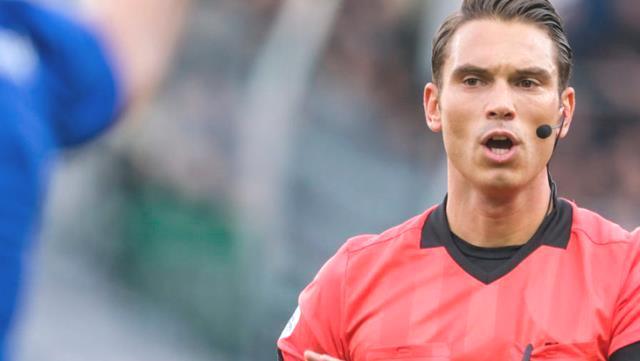 Galatasaray'ın Avrupa Ligi'nde Johnstone ile oynayacağı maçı İsviçreli Sandro Scharer yönetecek
