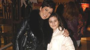 İclal Aydın'ın kızı Zeynep Lal Başbuğ 19 yaşına girdi! Güzelliği ile hayran bıraktı