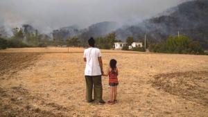 İklim değişikliklerinden dünyada 1 milyar çocuk etkilenecek