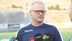 İrfan Buz: Gaziantep FK maçından 3 puan almak istiyoruz