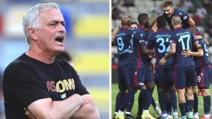 Jose Mourinho, Trabzonspor'un galibiyetine alkışla destek verdi