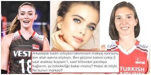 Kadın Voleybol Takımı'nın Makyaj Sırları: Bu Sıcaklarda Makyajınızın Kıpırdamaması İçin Bu Önerilere Göz Atın