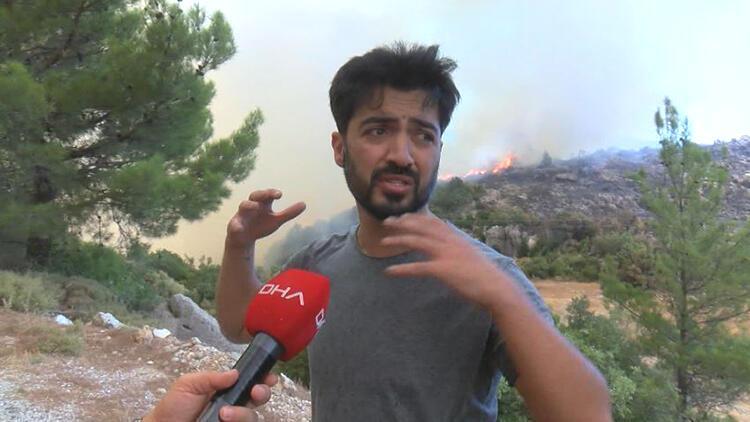 Manavgat'taki Yangında Orman Memurları ile Tartışıp Havaya Ateş Açan Şarkıcı Yusuf Güney Gözaltında