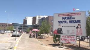 Mardin'de koronavirüs hastalarının yüzde 93'ü tam aşı olmayanlar kişilerden oluşuyor