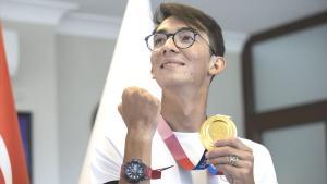 Mete Gazoz: Madalyanın geleceğini 5 sene önce hissettim