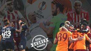 Son dakika: Galatasaray ve Fenerbahçe'nin UEFA Avrupa Ligi'ndeki rakipleri belli oldu! Eski dostlar Türkiye'ye geri dönüyor…