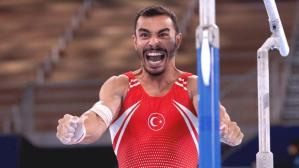 Son Dakika: Olimpiyat tarihimizde cimnastikte ilk kez madalya kazandık! Ferhat Arıcan'dan bronz geldi