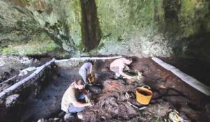Zogunldak'ta büyük keşif! 4 bin 500 yıllık…