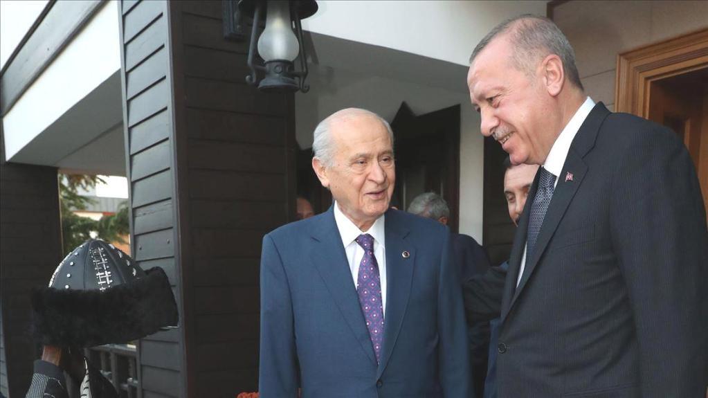 AKP, 'MHP'yle Genel Seçime Ayrı Girecek' İddiasına Ne Diyor?