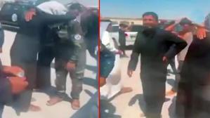 DEAŞ'lı teröristler, önce kontrol noktasını taradılar sonra yardım gelen polisleri mayınlı tuzaklarına düşürdüler