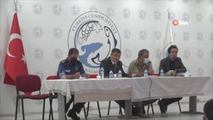 Erciş'te Covit-19 aşı bilgilendirme toplantısı yapıldı
