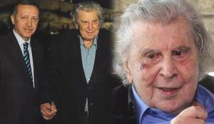 Erdoğan evine gitmişti! Dünyaca ünlü Yunan besteci vefat etti