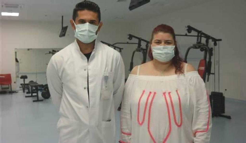Eskişehir'de 2 çocuk annesi obezite merkezine giderek 6 ayda 30 kilo verdi