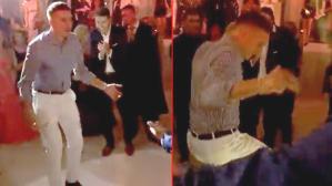 """Fenerbahçe Beko'nun eski yıldızı Bogdanovic, Melih'in düğününde coştu! """"Hayatı tespih yapmışım"""" çalınca dans pistine atladı"""