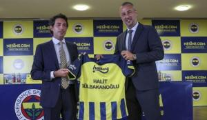 Fenerbahçe'nin forma kol sponsoru Nesine.com oldu