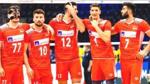 Filenin Efeleri, Avrupa Erkekler Voleybol Şampiyonası C Grubu ikinci maçında İspanya'yı 3-1 mağlup etti