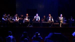 Hasköy Sahne'de sıra gecesi ekibinden müzik şöleni
