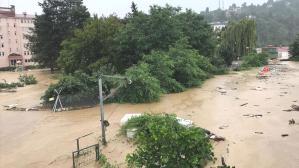 Meteoroloji ve AFAD'dan 8 il için sel uyarısı! Bugün öğlen saatlerinden itibaren etkili olacak