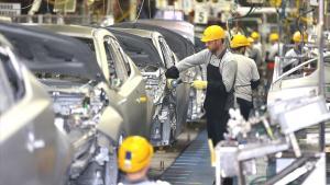 Otomotiv endüstrisi ağustosta 2,4 milyar dolarlık ihracat yaptı