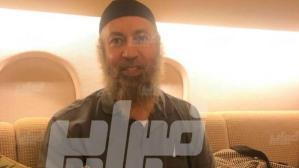 Özel jetle İstanbul'a gelen Kaddafi'nin oğlu Sadi Kaddafi'nin yıllar sonra ilk görüntüsü