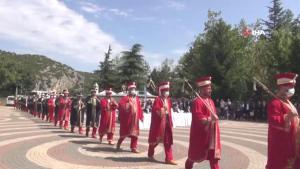 Şeyh Edebali Türbesi'ndeki mehter takımı konseri kulakların pasını sildi