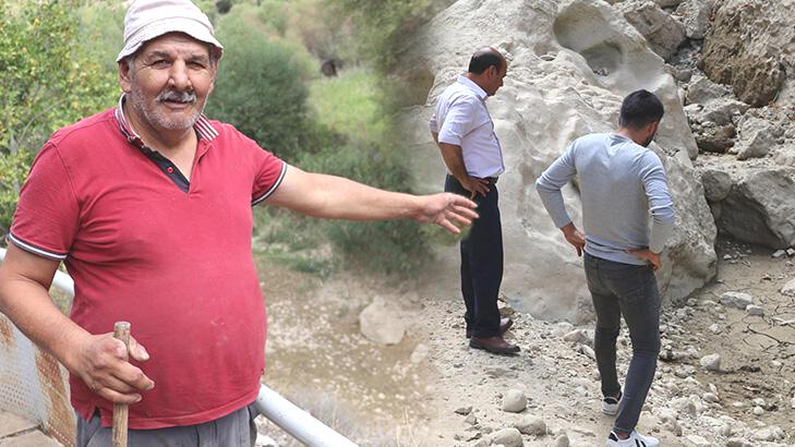 Son dakika… Çal Kanyonu ilk kez kurudu!
