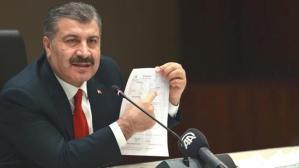 Son Dakika! Sağlık Bakanı Fahrettin Koca: Saat 18.00'de rutin seyrin dışında bir konuşma yapacağım