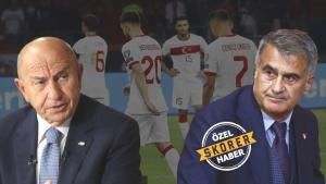 Son dakika – TFF'de Şenol Güneş için olağanüstü zirve! 'EURO 2020 sonrası görevi bırakmalıydı'