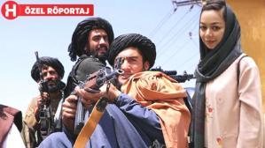 Taliban'ın öldürdüğü Cumhurbaşkanı'nın torunu Amine Ziya Mesud, Haberler.com'a konuştu: Pençşir tam olarak düşmedi