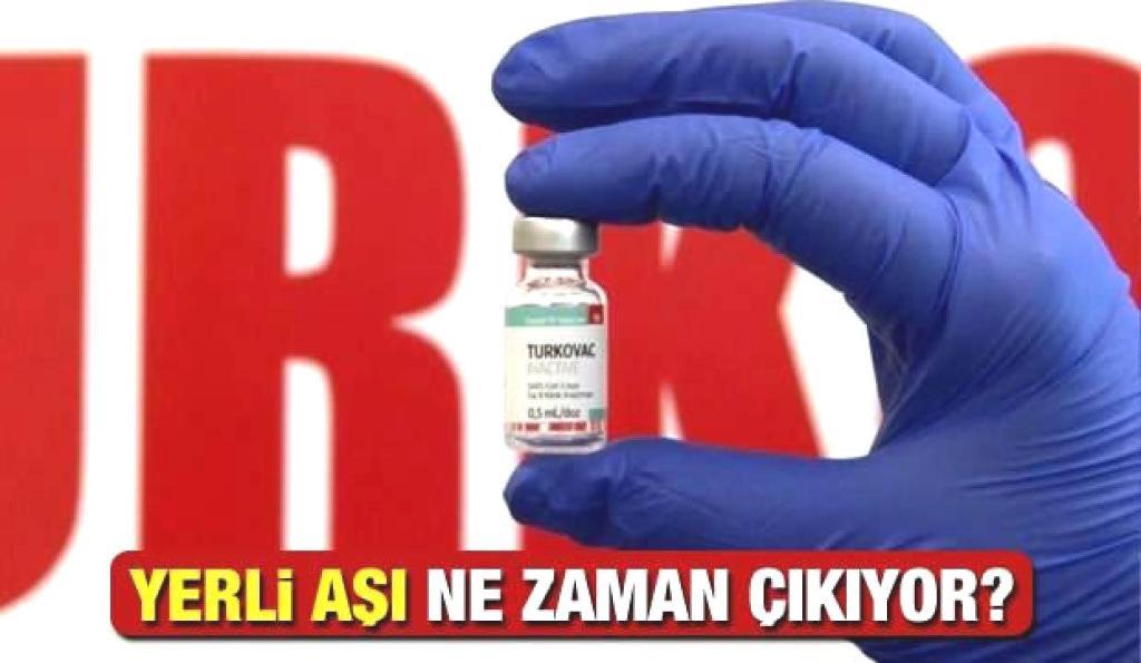 Tarih belli oldu! Yerli aşı Turkovac ne zaman çıkacak? Turkovac kimlere vurulabilecek?