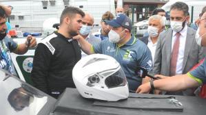 TEKNOFEST'te elektrikli araç yarışlarında final heyecanı! İlgi çok büyük