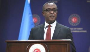 Vincent Biruta: Türkiye ile 4 mutabakat zaptı imzaladık